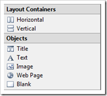 Insert Web Page Object - click to enlarge
