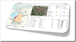 Site Catchment Analysis Dashboard