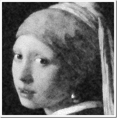 Jan Vermeer's Girl with a Pearl Earring