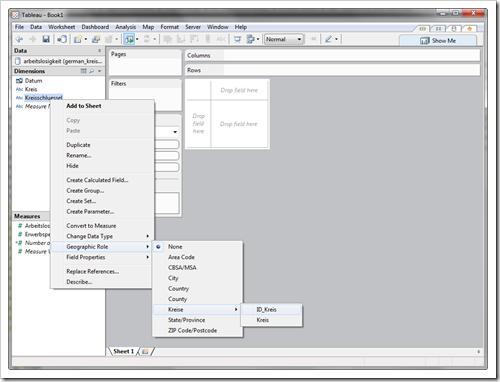Import Custom Geocoding into Tableau