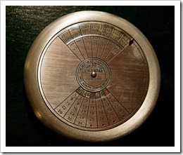 Calendar Round - © vbecker (flickr.com)