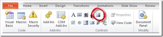 Insert Image ActiveX Control