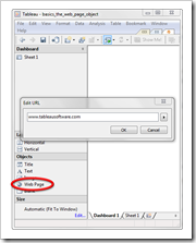 Web Page Object - click to enlarge