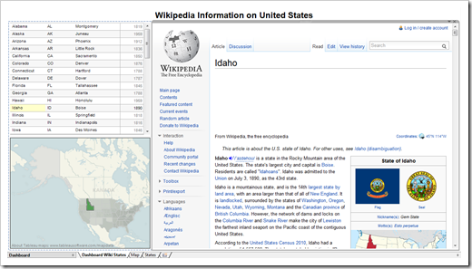 Wikipedia United States - click to enlarge