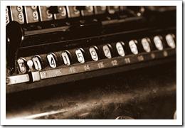 Marchant mechanical calculating machine - Photographer: Ian's Shutter Habit (flickr.com)