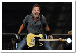 Bruce Springsteen live in Munich 2009 - Photographer: Lord_Henry (flickr.com)