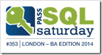 SQL Saturday BA Edition 2014 in London
