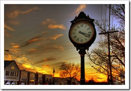 Town Clock #2 - Photographer slack12 (flickr.com)