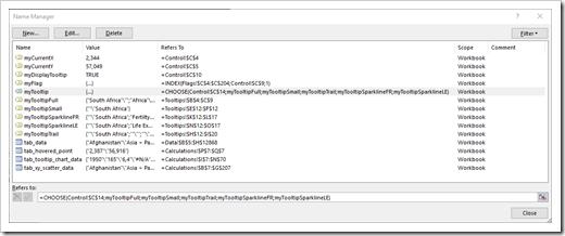 Name Manager - Named Formula myTooltip - click to enlarge