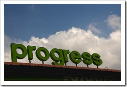 Progress / Photographer: David Ingram (flickr.com)