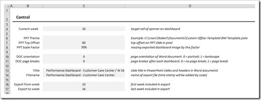 Worksheet Control - click to enlarge