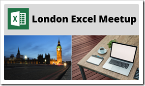 London Excel Meetup Group